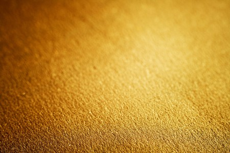 Luxury golden texture, shallow DOF photo