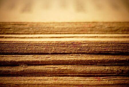 old macro: Abri� la antigua Biblia p�ginas, macros.