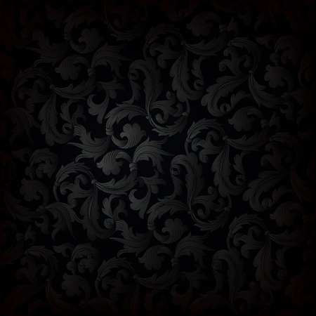 Dark retro wallpaper background Vector