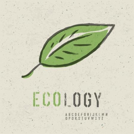 basura organica: Ecolog�a concepto de recolecci�n de