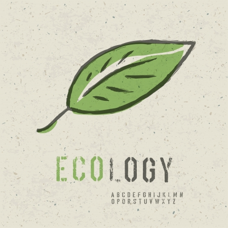 recycled paper texture: Ecology concept collection  Stock Photo