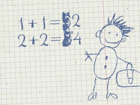 beginner: Grade school background
