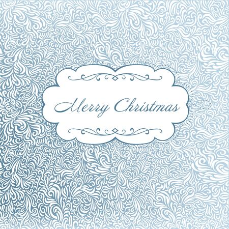 Christmas Card Background. Vector illustration, EPS8 illustration