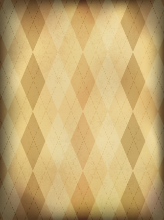 Vintage ornamented background vertical.  Illustration