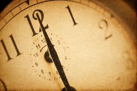 clockface: Vintage clockface background