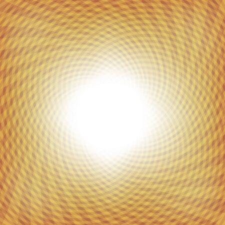 Sunburst optical illusion abstract rays. Stock Vector - 19187106