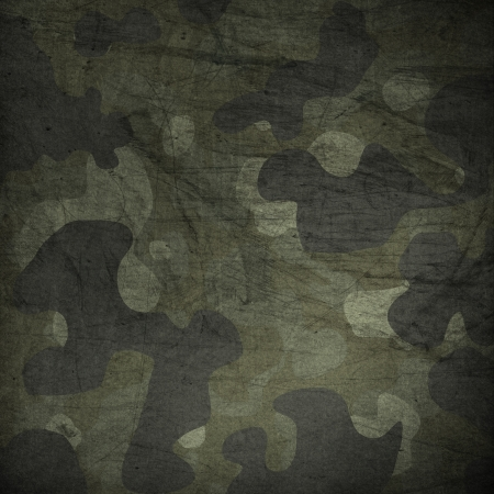 army background: Camouflage grunge background Stock Photo
