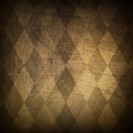 Classic argyle grunge background photo