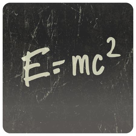 calculus: Back to school poster. Vector