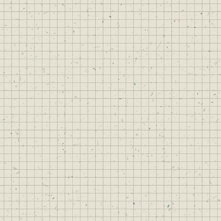 シームレスなパターン。練習帳の紙  イラスト・ベクター素材