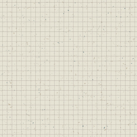 Seamless pattern. Paper of exercise book