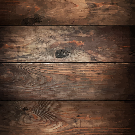 Wood planks traced texture
