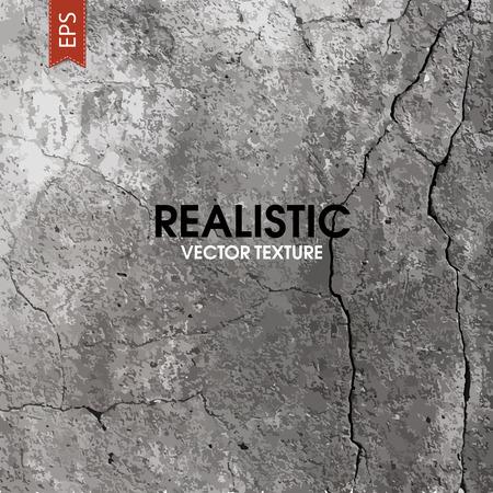 Concrete wall traced texture Vettoriali