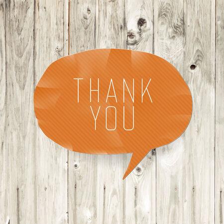 merci: Merci conception de la carte