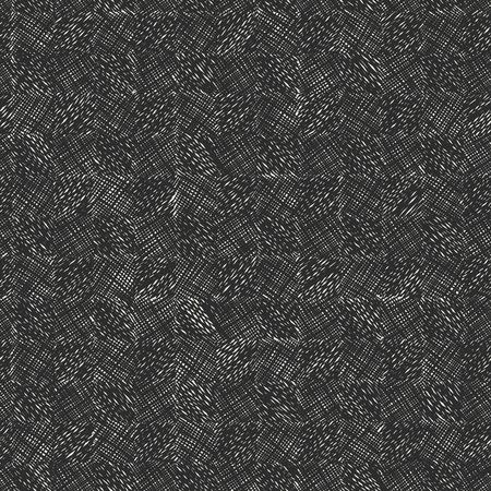 scribble: Dark scribble seamless pattern Illustration