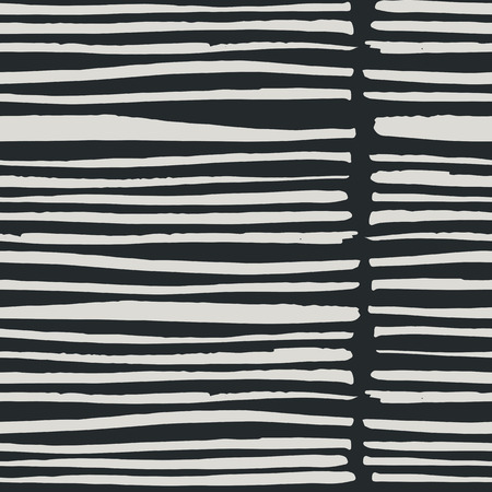 Seamless Row Lines Pattern Stock Illustratie