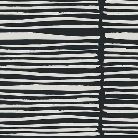Seamless Row Lines Pattern Illustration