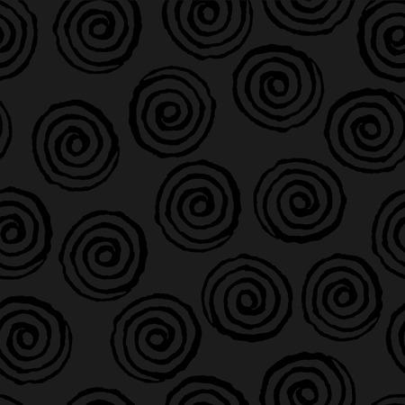 spiral pattern: Seamless spiral pattern