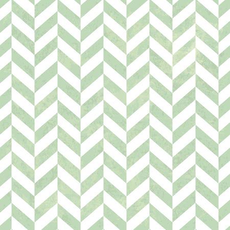 zig: Seamless Vintage Zig Zag Pattern With Grunge Textured Background.