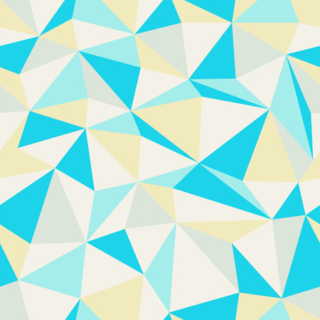seamless pattern: Triangle Seamless Pattern