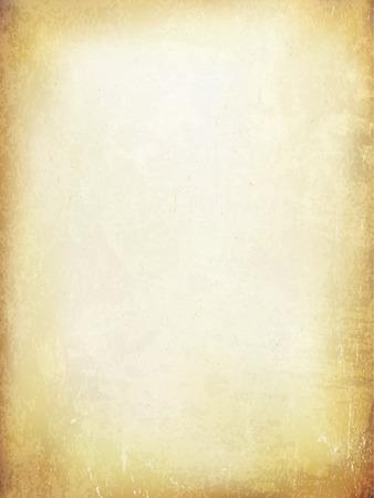 Grunge rocznika stare tło papieru. Wektor Ilustracje wektorowe
