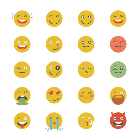 bruise: Emoticons Collection.