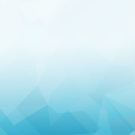 design background: Abstract blue triangles background. Good for financial annual cover design, brochures, booklets etc.