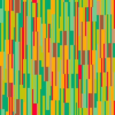 lineas verticales: Modelo inconsútil colorido con las líneas verticales Vectores