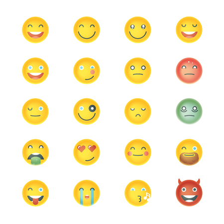 Emoticons Collection.