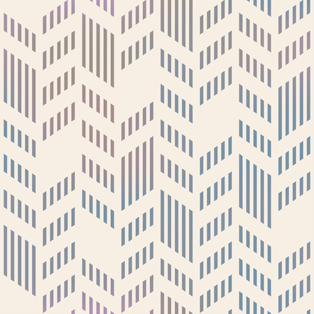 Abstract Seamless Geometric Vector Chevron Pattern. Mesh background seamless too.