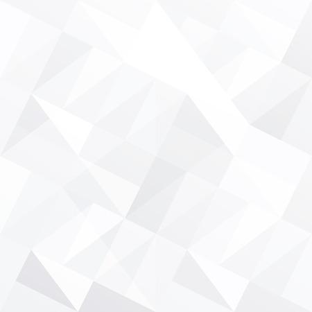 Witte driehoek achtergrond
