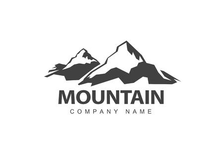 montagna: Montagne Logo Template