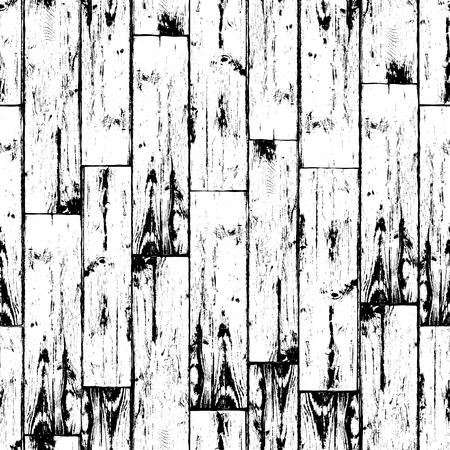 Tablones de madera. Patrón sin fisuras Foto de archivo - 76070226