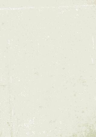 hoja en blanco: Fondo en blanco de papel de edad, vertical. Formato A4, grunge texturas en capas y se puede editar.