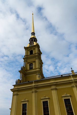 The Peter and Paul Fortress, St  Petersburg, Russia photo