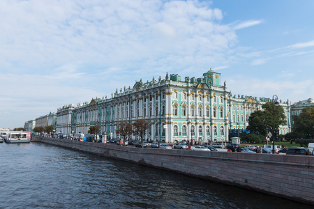 The Hermitage Museum, Petersburg  Is the largest art gallery in Russia and is among the largest art museums in the world  photo