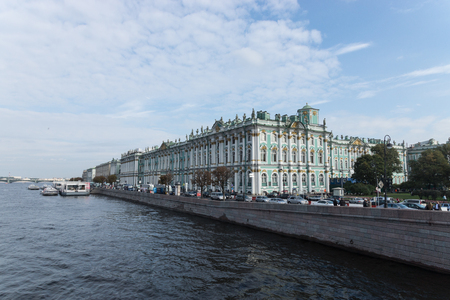 crown spire: The Hermitage Museum, Petersburg  Is the largest art gallery in Russia and is among the largest art museums in the world