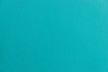 Wall painted in blue texture photo