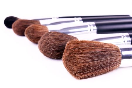 beautycare: Five brushes for makeup