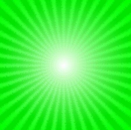 green ripples stripes photo