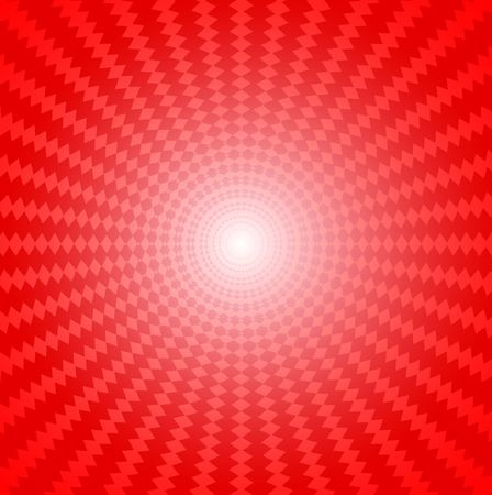 red diamond stripes photo