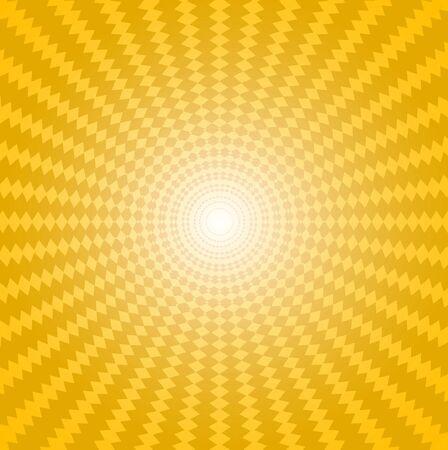 yellow diamond stripes photo