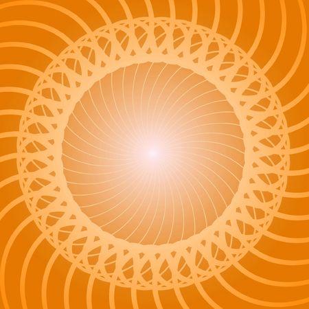 yellow swirl background photo