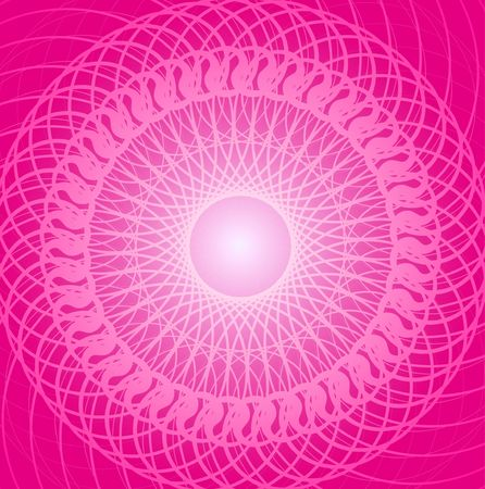 pink swirl photo