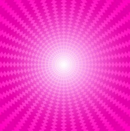 tweak: pink  diamond stripes