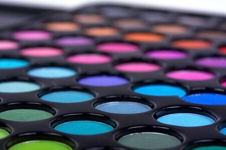 Professional make-up palette photo