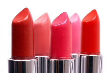 pomatum: Set of red lipsticks