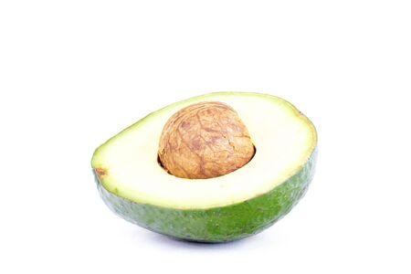 cutted: Cutted avocado