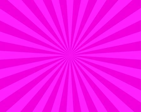 Pink stripes illustration Stock Illustration - 6793779
