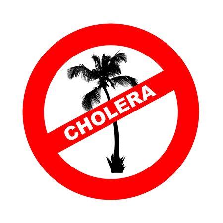 chol�ra: �pid�mie de chol�ra en Ha�ti Banque d'images
